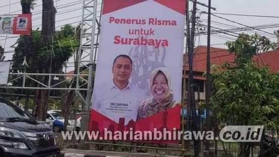 Wali Kota Risma Harus Netral di Pilwali Surabaya