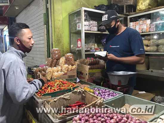Dampak Covid 19, Omset Pedagang Kota Malang Anjlok 50 Persen