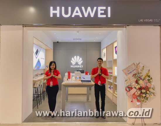 Huawei Resmi Hadirkan High-End Experience Store di Kota Surabaya