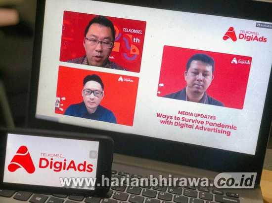Ronny W Sugiadha: Telkomsel DigiAds Perkuat Sektor Periklanan Digital