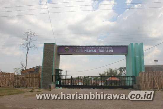 Proses Pembangunan Pasar Hewan Terpadu Sejak 2014 Belum Selesai di Bondowoso