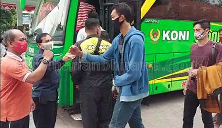 Tim Voli Sparta Sidoarjo Targetkan Juara AHY Cup 2020