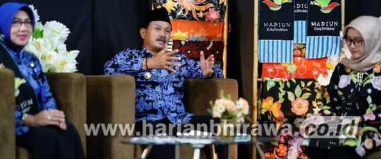 Wali Kota Madiun Sapa Edisi UMKM Secara Virtual