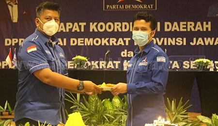 Emil Dardak Diusulkan Pimpin Demokrat Jatim