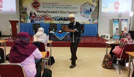 SD Mudipat Gelar Workshop Pembuatan Video Pembelajaran