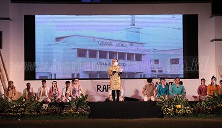 Pemkot Gelar Parade Seni Budaya Surabaya Via Virtual