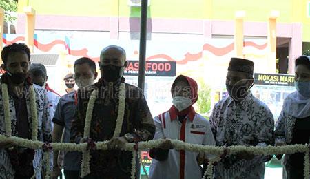 SMK PGRI 13 Surabaya Launching Mobil Listrik
