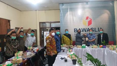 Dukung Kebijakan Presiden Jokowi, Komisi A DPRD Jatim Monitoring Bawaslu Kab Malang