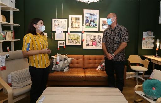 Hadapi Pandemi Covid-19, IKEA Bagikan Inspirasi lewat Katalog Digital