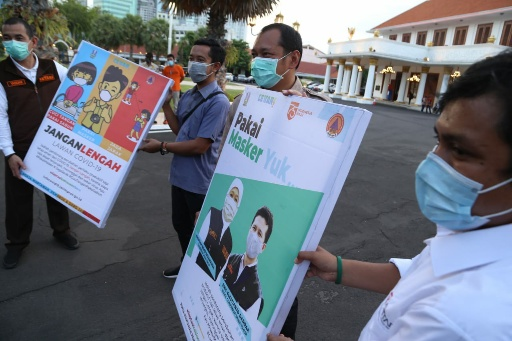 Gandeng Wartawan, BPBD Jatim Sosialisasikan Prokes Covid-19 ke 38 Kabupaten/Kota