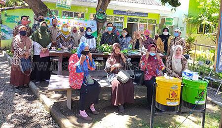 SDN 3 Olean Situbondo Ikuti Penilaian Adiwiyata Provinsi Jatim