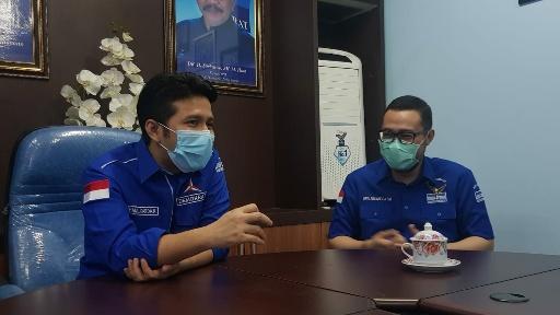 Dapat SK AHY, Emil Dardak Tancap Gas Menangkan Calon Diusung Demokrat