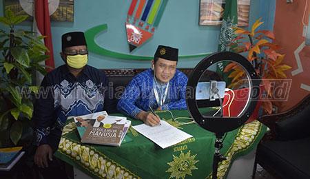 Pendidikan Akhlak Siswa SD Limas Surabaya di Masa Pandemi