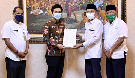 Kwarcab Sidoarjo Dukung Wagub Jatim Calon Ketua Kwarda Jatim