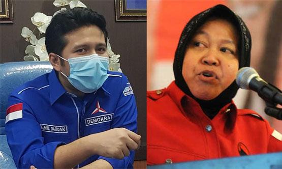 Pilwali Surabaya Diwarnai Jurkam Kepala Daerah