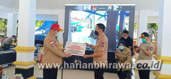Lima KSB DIcanangkan Kawasan Siaga Bencana Pantai Malang Selatan