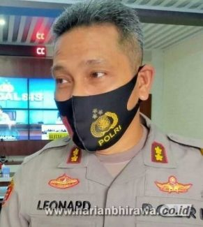 Lalai Pakai Masker, Kapolres Blitar Kota Ancam Tunda Kenaikan Pangkat