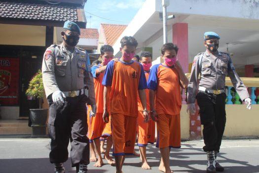 Polres Jombang Ungkap 13 Kasus Narkoba pada Operasi Tumpas Narkoba Semeru