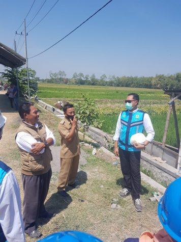 Dukung Ketahanan Pangan, PLN Resmikan Listrik Pompa Sawah Desa Golan Madiun