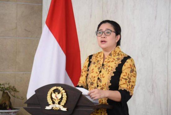 Puan Maharani Orasi Kebangsaan di Konferensi Besar GP Ansor