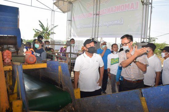 TPS Terpadu Milik Kabupaten Lamongan Mampu Olah Sampah 50 Ton Per-Hari