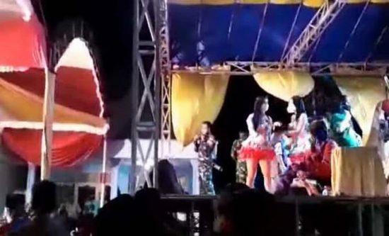 Orkes Dangdut Pernikahan di Probolinggo Dibubarkan, Aturan Prokes Masih Berlaku