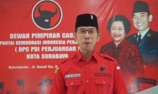 Kawal Kampanye Eri-Armuji, PDIP Surabaya Bentuk Satgas Disiplin Protokol Kesehatan