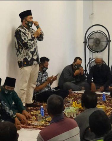Taufiqulbar Menembus Relawan abah Saiful di Empat kecamatan
