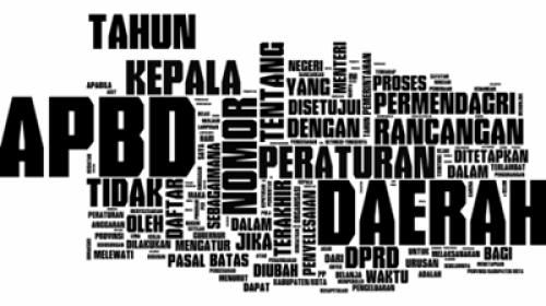 """APBD """"Dalam Sangkar"""""""