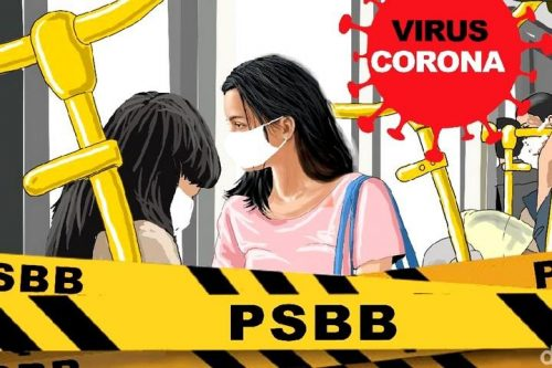 Konsekuensi PSBB