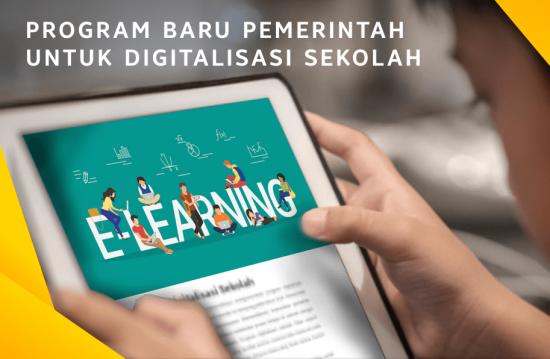 Efektifitas Program Digitalisasi Sekolah