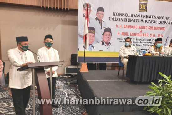 PKS Jamin Sumbangkan 70 Ribu Pemilih ke BHS – Taufiqulbar