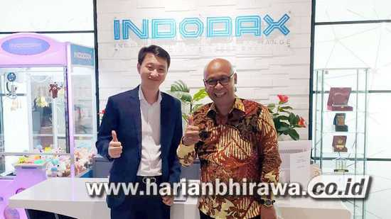 INDODAX dan KBI Jalin Kerjasama Terapkan Prototype Kliring