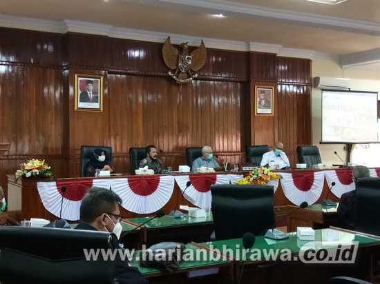DPRD Trenggalek Terima Kunjungan DPRD Provinsi Jawa Tengah