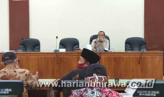Pupuk Subsidi Langka, Kelompok Petani Mengadu ke DPRD Trenggalek