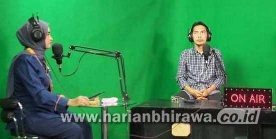 Bupati Narsum Penanganan Covid-19 dan Pemulihan Ekonomi di JTV Podcast