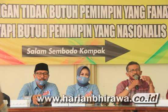 Suhandoyo Astiti Optimis Menang di Pilkada Lamongan