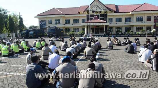 Doa Bersama untuk Mendukung Pilkada Situbondo Damai