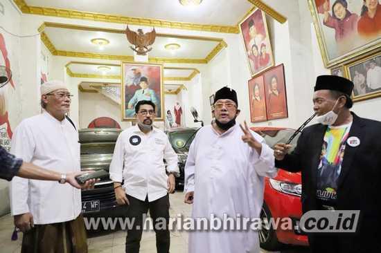 Mat Mochtar Ajak Warga Surabaya Coblos Machfud-Mujiaman