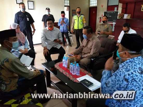 Sidak Prokes di Pabrik, DPRD Minta Seluruh Karyawan yang Reaktif di Swab Ulang