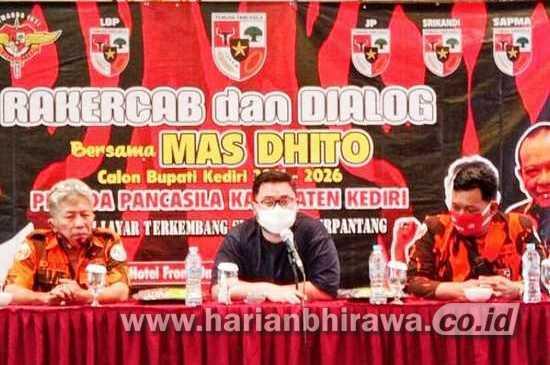Pemuda Pancasila Kabupaten Pastikan Dukungan ke DD