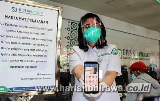 Pandemi, BPJS Kesehatan Beri Keringanan Bayar Iuran Melalui Mobile JKN
