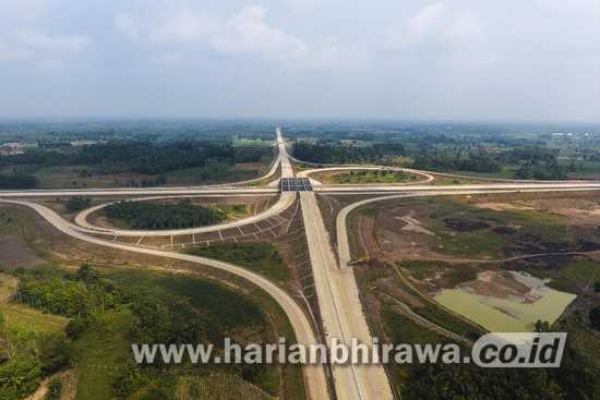 SIG Pasok Kebutuhan Semen untuk Pembangunan Tol Trans Sumatera
