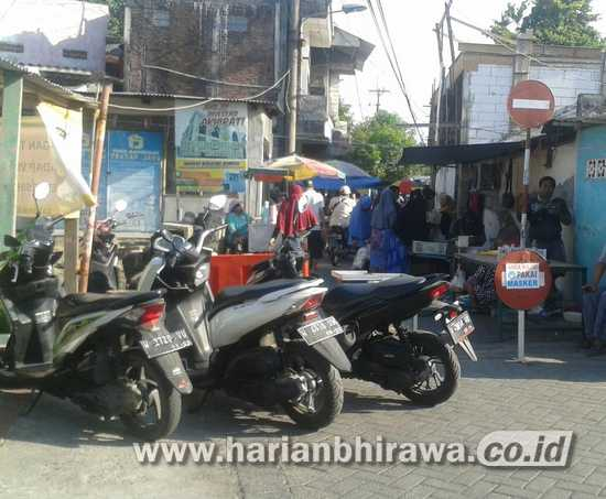 Agar Tak Kumuh, Pasar Krempyeng Desa Sawotratap Sidoarjo Bakal Direlokasi