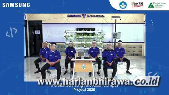 Hadapi Tantangan Industri 4.0, Samsung Gelar SIC Project Competition 2020