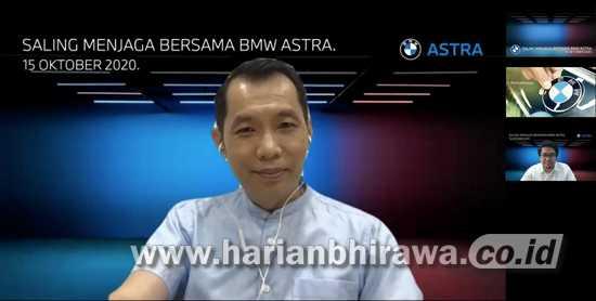 BMW Astra Luncurkan Standar Layanan Terbaru di Era Pandemi