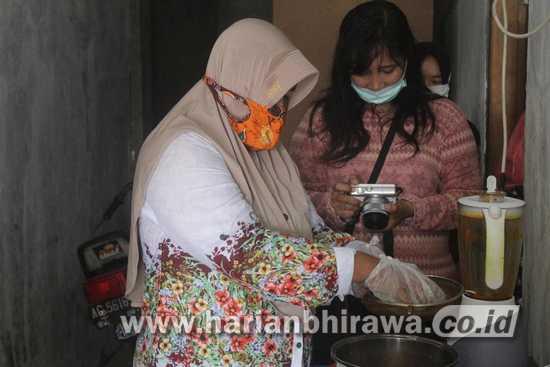 Pandemi, Permintaan Konsumen pada Instan Jahe Naik 50 Persen di Jombang