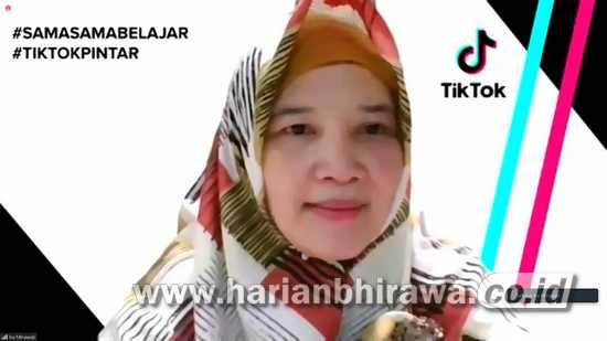 Ira Mirawati: TikTok Ajak Konten Edukasi dalam Kompetisi #TikTokPintar