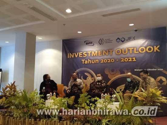 Buka Peluang Investasi, PT BPF Malang Gelar Investment Outlookn