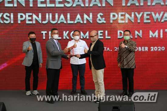 Setyanto Hantoro: PT Telkomsel Alihkan Kepemilikan 6.050 Menara ke PT Mitratel